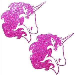 Pastease Unicorn Pink Glitter